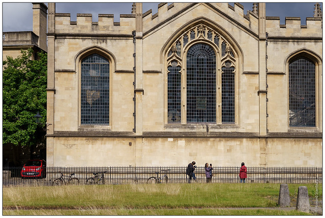 Radcliffe Square/Catte Street