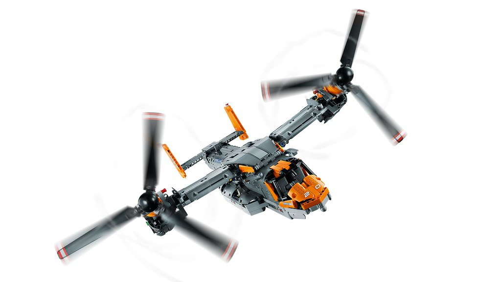 重機械堆砌的浪漫! LEGO 42112~42114 科技系列 2020 下半年三款盒組公開(LEGO Technic 2020 Summer Sets)