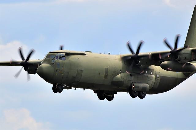 Lockhead Martin C-130J Hercules C4 RAF ZH877 43C136