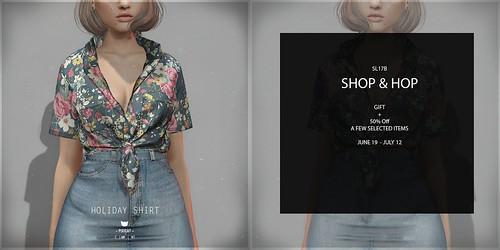 SL17B Shop & Hop