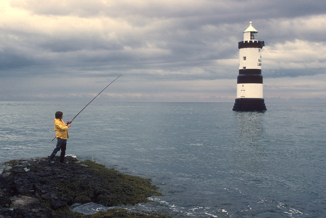 Anglesey - 1985-6 - Penmon