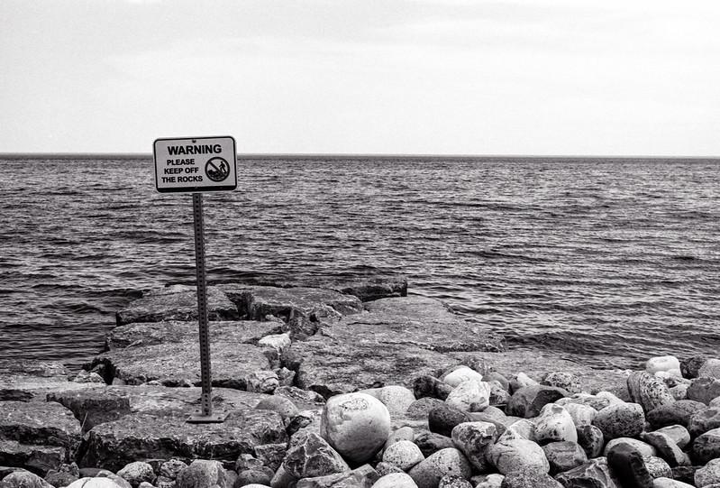 Lakeside Warning_