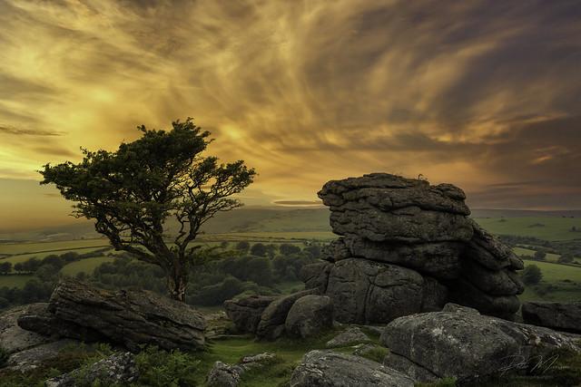 Emsworthy Rocks - Dartmoor