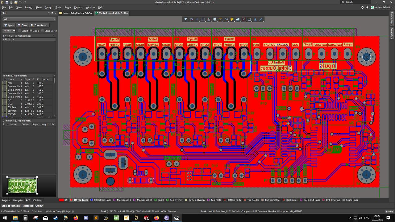 Learning Altium Designer 20.0.11 full