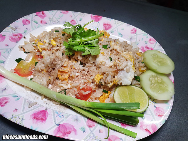 chinatown crab fried rice