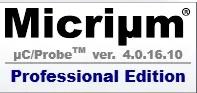 Micrium uCProbe Professional Edition 4.0.16.10