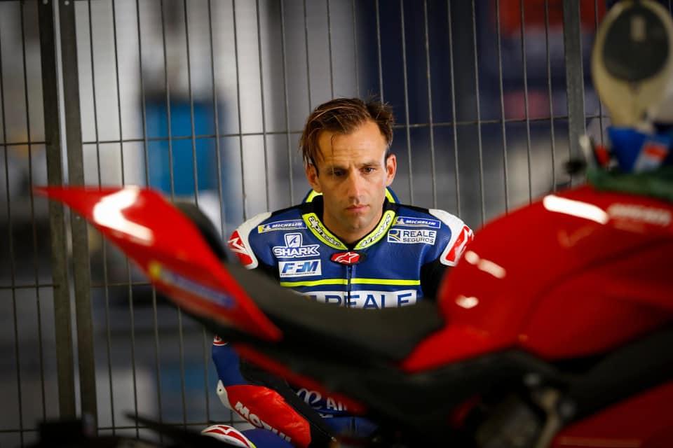 Johann Zarco Ducati