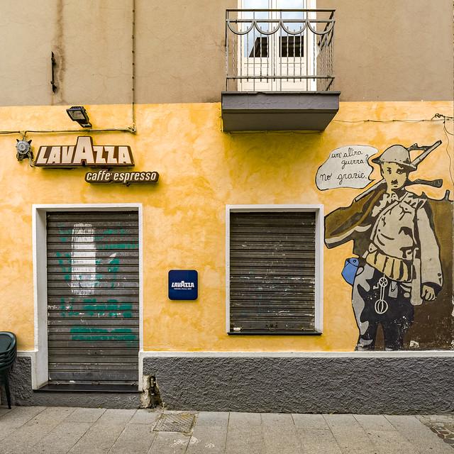 Corso Repubblica, Orgosolo, Sardegna