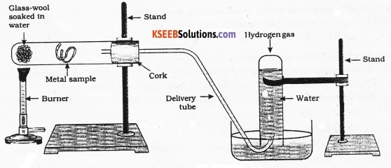 KSEEB Class 10 Science Important Questions Chapter 3 Metals and Non-metals 7
