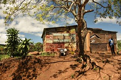 Worker's House, Madagascar