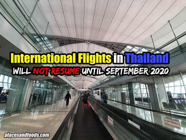international flights thailand