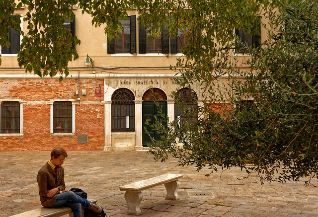 Venezia / Ghetto / Casa Israelitica di Riposo