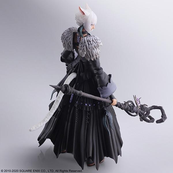 BRING ARTS《FINAL FANTASY XIV:漆黑的反叛者》雅・修朵拉(ヤ・シュトラ)可動人偶