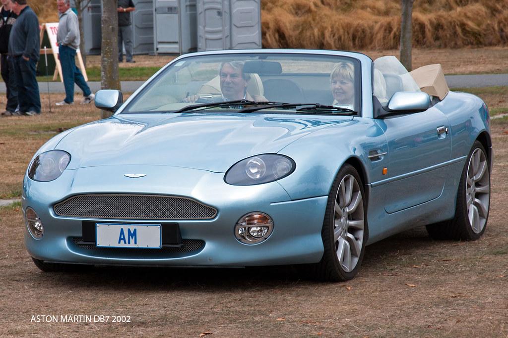 Aston Martin Db7 2002 Aston Martin Db7 From 2002 Flickr