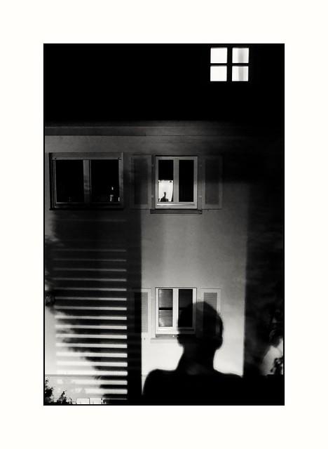 man next door