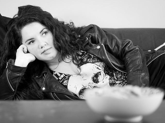 Laura, The Hague 2020: Couch potato II