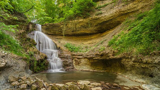 Wasserfall Wissenbach Neuthal .)2005/6324-10