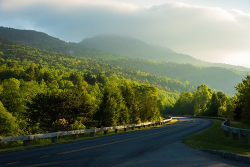 northcarolina blueridgeparkway blueridge appalachian sunrise nationalforest grandfathermountain