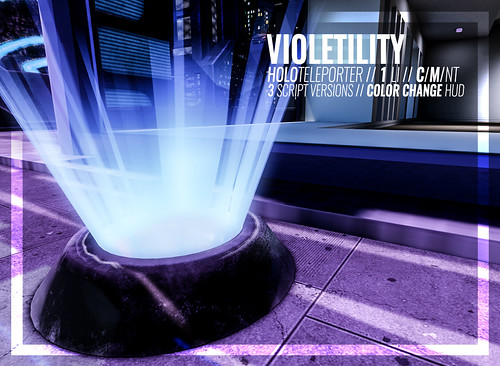 Violetility - HoloTP Gift
