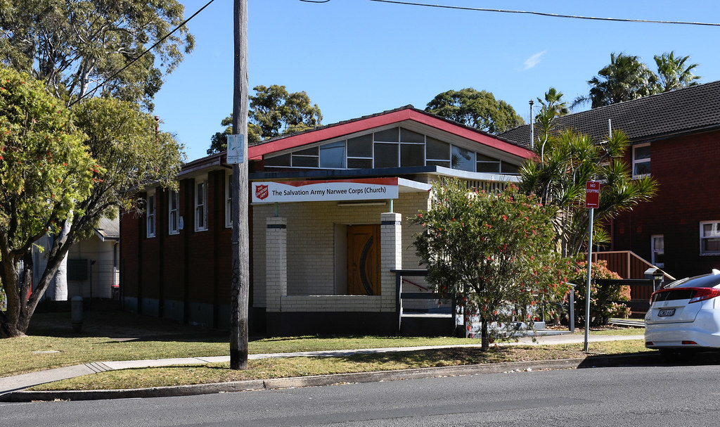 The Salvation Army, Narwee, Sydney, NSW.