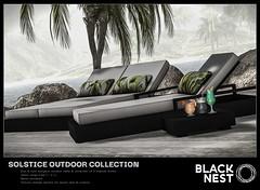 BLACK NEST / Solstice Outdoor Collection / Summerfest '20