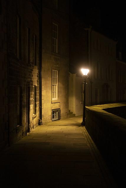 Quay Walls, Berwick-upon-Tweed, Northumberland, UK