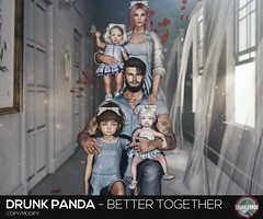 Drunk Panda / Poses - BetterTogether