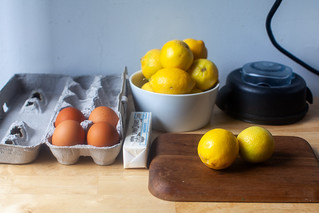 eggs, butter, lemon | by smitten kitchen