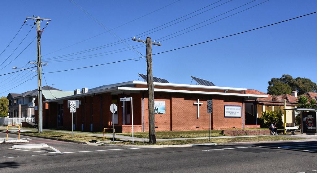 Grace Christian Church, Panania, Sydney, NSW.