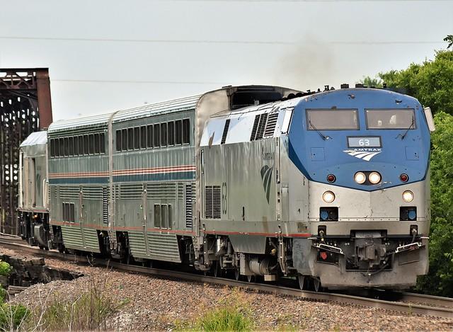 Amtrak 63 (Heartland Flyer)