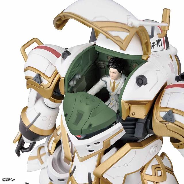 新生「帝國華擊團・花組」參上!HG 1/24《新櫻花大戰》靈子戰鬥機・無限(神山誠十郎機、天宮櫻機、望月薊機)組裝模型