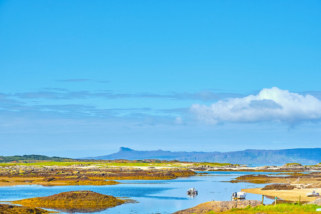 View from Invercambie to Eigg. 20180904__DSF2839 5 1
