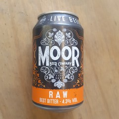 Moor - RAW (330 ml can)