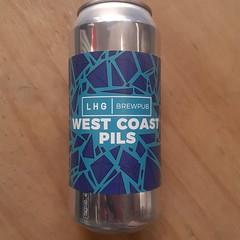 Left Handed Giant Brewpub - West Coast Pils (440 ml can)