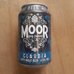 Moor - Claudia (330 ml can)