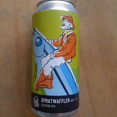 Time & Tide - Spratwaffler  (440 ml can)