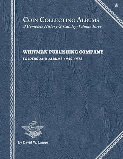 Coin Collecting Albums v3 Whitman cover | by Numismatic Bibliomania Society