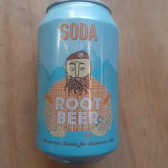 Soda Folk - Root Beer (330 ml can)