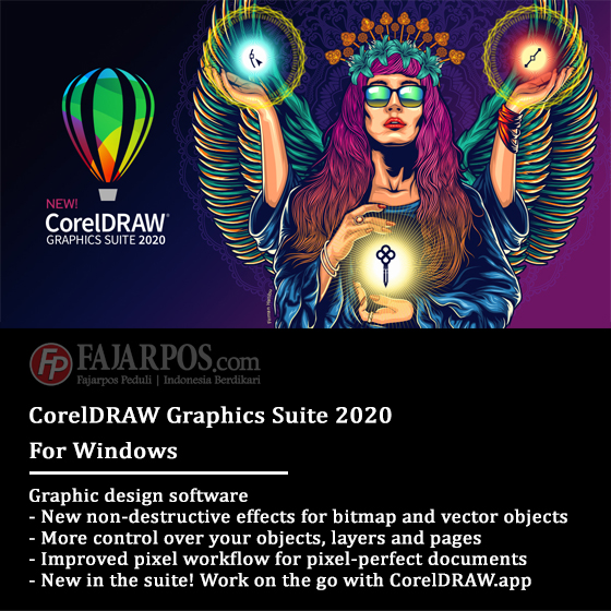 CorelDRAW Graphics Suite 2020 Full Version