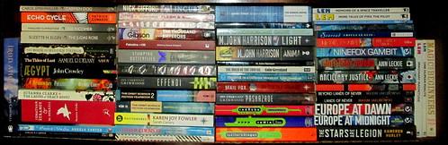 Large Science Fiction Paperbacks (iv)