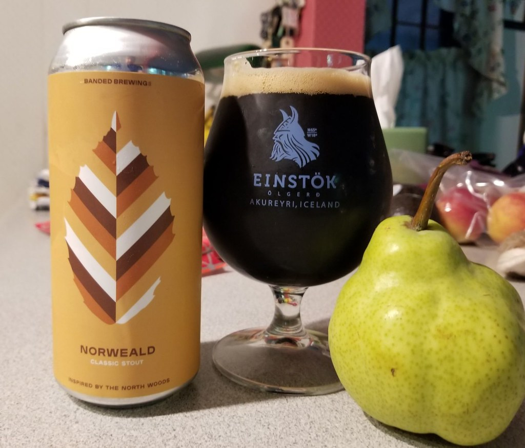 Norweald Stout Banded Brewing Co Biddeford Me United Sta Patrick Flickr