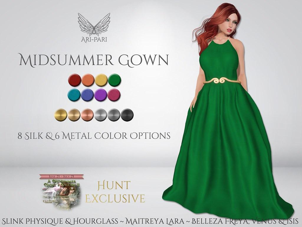 [Ari-Pari] Midsummer Gown