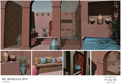 Serenity Style- Al Andalus Set Ad