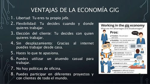 Gig Economy, la uberización del trabajo