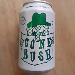 Three Wise Birds - Gone Bush  (330 ml can)