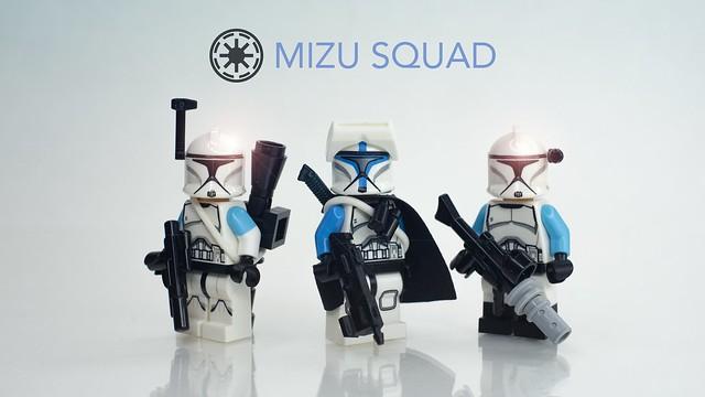 Mizu Squad - Deployment to Kashyyyk