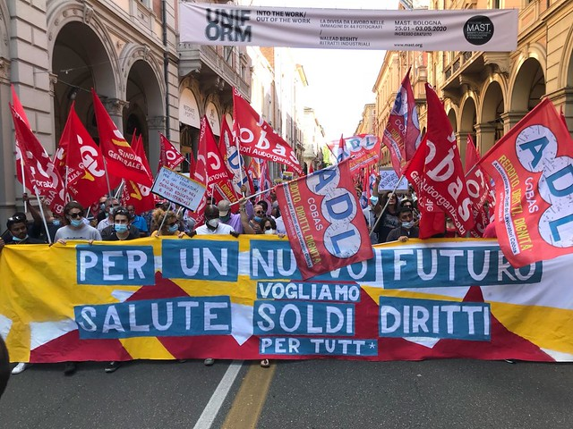 """Corteo regionale: """"Vogliamo salute, soldi e diritti!"""""""