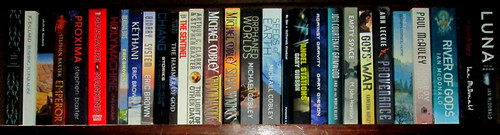 Large Science Fiction Paperbacks (i)