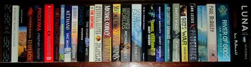 Large Science Fiction Paperbacks (i)