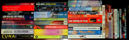 Large Science Fiction Paperbacks (ii)